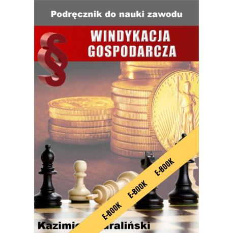 Windykacja Gospodarcza - podręcznik do nauki zawodu (e-book)