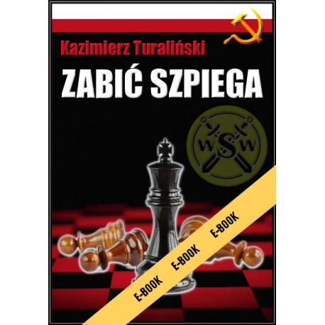 Zabić szpiega (e-book)
