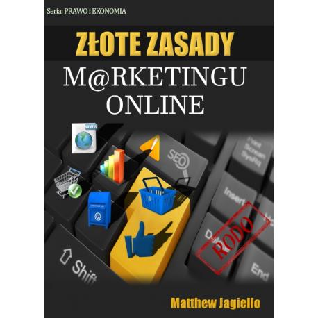 Złote zasady marketingu online